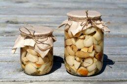 купить маринованные белые грибы в Москве
