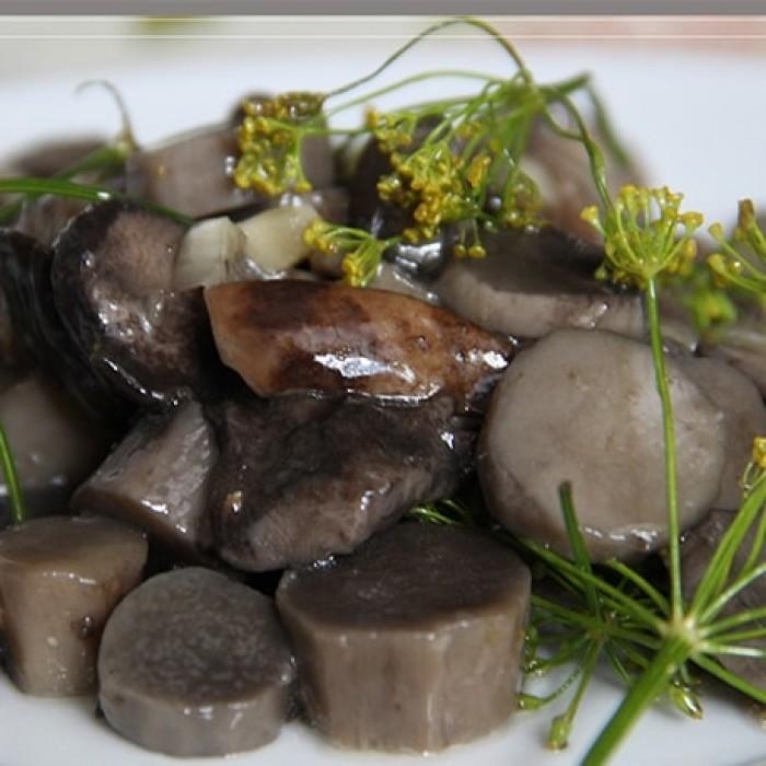 купить маринованные подосиновики грибы в Москве