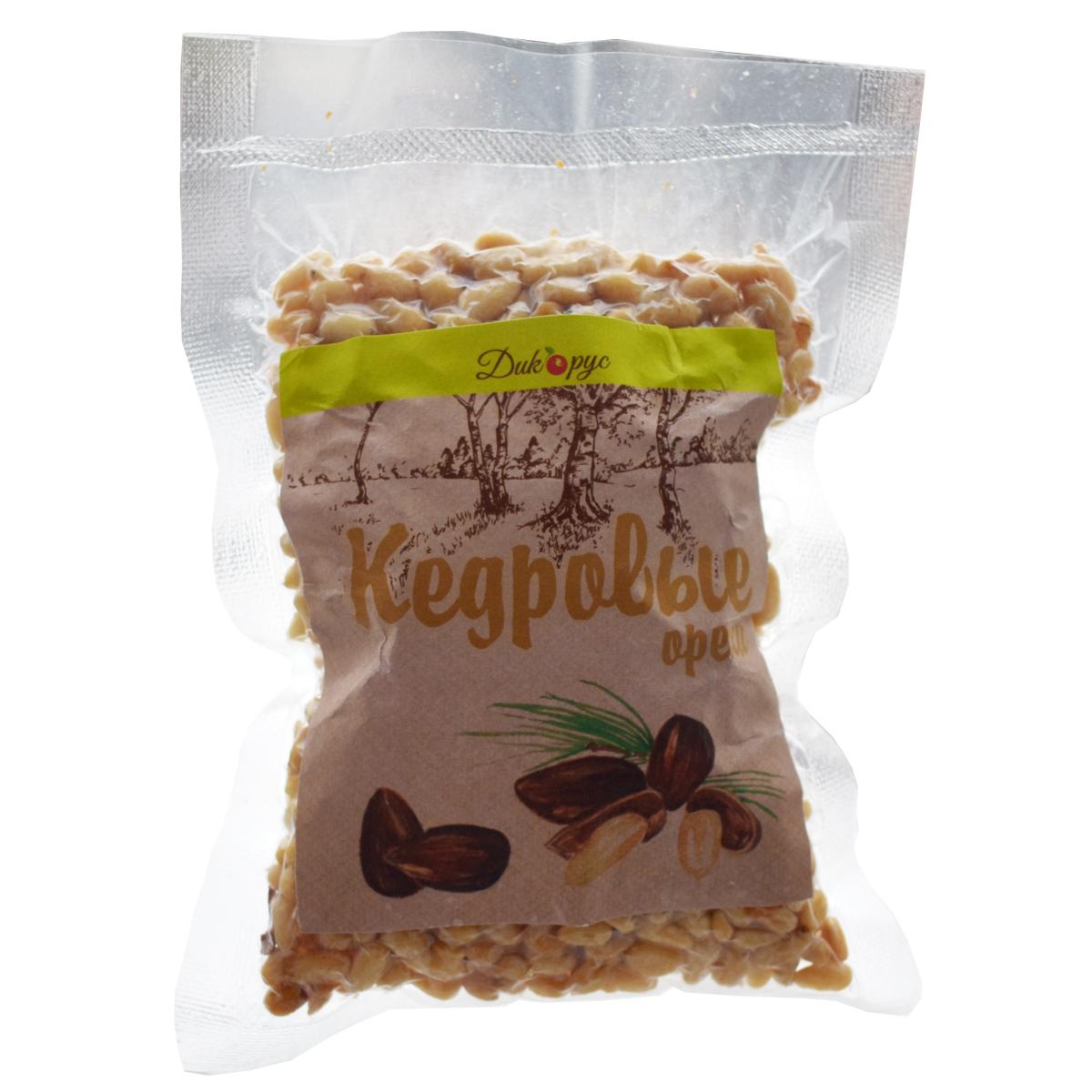 кедровые орехи очищенные 100 гр ( дикорус)